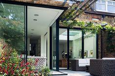 Modern house in Streatham