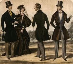How to Look Like a Victorian Gentleman in 11 Easy Steps | Mental Floss