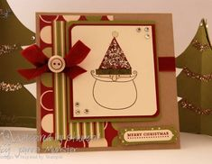 Holiday Hoopla - Stampin Up