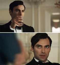 Aidan Turner >> Proof that he should be the next James Bond. His face isn't well known but he is a great actor and he can do both long and short hair without a problem. He looks very classy here and that's what James Bond is.