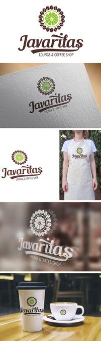 Create an inviting and fun logo for a beachfront coffee shop and margarita/frozen drink bar by BLVART