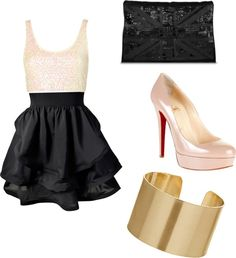 """""""Sequins"""" by bombaloo on Polyvore"""