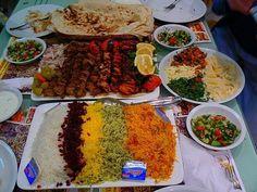Afghany food