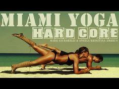 Yoga Video Intense Core Exercise Flow - YouTube