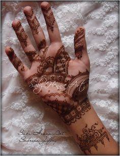 Henna for my lil cousin :)  https://www.facebook.com/SabzHennaArt