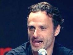 ❤ANDREW LINCOLN