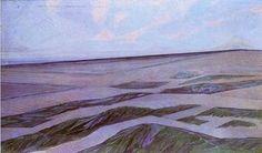 Dune Paysage - (Piet Mondrian)