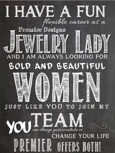 Premier Designs offers the BEST opportunity out there!  Contact me TODAY!!! DivaSneds@yahoo.com