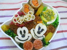 Japanese CharaBen (character bento box) cute stuff!!!