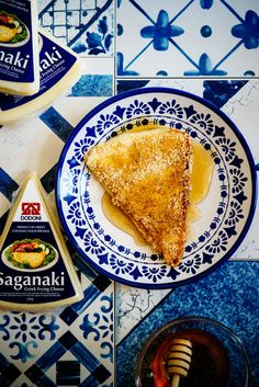 Greek Fried Cheese - 3 Different Recipes for Saganaki Cheese (Souvlaki For The Soul) Saganaki Cheese Recipe, Greek Fried Cheese, Cypriot Food, Greek Appetizers, Vegetarian Recipes, Cooking Recipes, Greek Cooking, Cheese Fries, Vegetarian Cooking