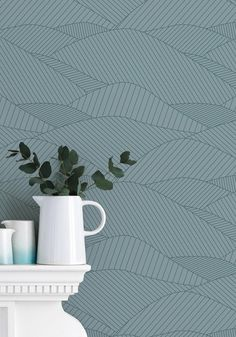Wall inspiration: BOLD & NOBLE new wallpaper collection