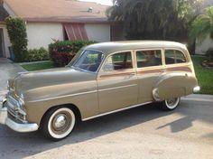 1950 Chevrolet Styleline Deluxe Station Wagon