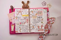 Mrs Brimbles: We're now all pimped up! - Filofax Friday