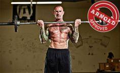 Get a fat-burning blitz with M&F's hardcore, get-lean training program.