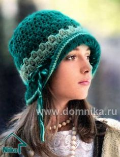 lovely hat (Russian site)