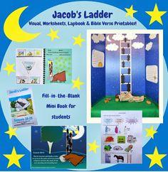 Bible Fun For Kids: Genesis: Jacob's Ladder