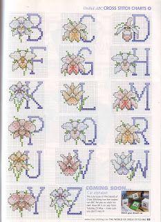 Monograma de Orquídeas