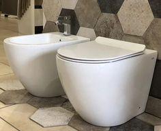 RISTRUTTURARE IL BAGNO #new #bagno #moderno #ristrutturare #design #architettura #ristrutturazioni #italy #artigianato #homa Duravit, Bathtub, Bathroom, Design, Standing Bath, Bath Room, Bath Tub, Bathrooms, Bathtubs