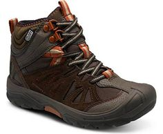 Capra Waterproof Boot, Brown