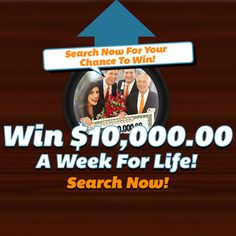 Search Now to WIN and have the PCH Prize Patrol ring the door bell of Mr A Henderson on December 23, 2016