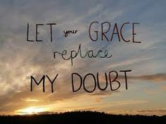 His Grace is sufficient <3