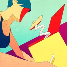 Eric Petersen Illustration