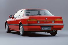 1989 Honda Prelude - My first car! Oh, the memories... Loved that car!!