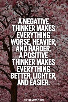 Dislike Negative People