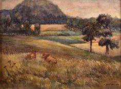 'Peace and Plenty', 1909 - Emily Carr