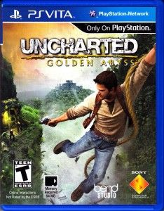 Download UNCHARTED: GOLDEN ABYSS Ps Vita For Free Uncover the dark secret behind the 400-year-old massacre of a Spanish expedition as Nathan Drake follows the murderous trail of an ancient and secret Spanish sect. .... psvitagamesfull.com