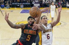 Clarkson, Williams lead potent bench as Lakers sweep Hawks = For the first quarter on Sunday night, the Los Angeles Lakers looked exactly as they were expected to: outmatched as a fringe .500 team without its starting point guard going up against one of the top contenders in.....
