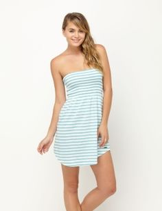 Hideaway Smocked Dress - Roxy