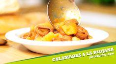 Aquí la receta completa en mi blog:  http://www.javirecetas.com/calamares-a-la-riojana-receta-casera/