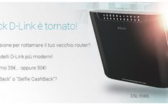 50€ di Rimborso se acquisti un router D-Link #d-link #cashback #rimborso #router