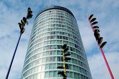 Rotunda, Birmingham, UK #England #Birmingham