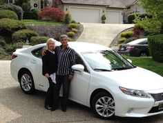 Congrats on earning your Lexus with Nerium, Majid & Laurie!
