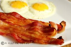 A Feast for the Eyes: Perfect Bacon and Awesome Tips!