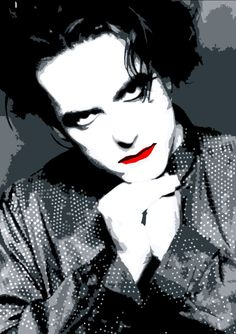 Robert Smith The Cure Band, Name That Tune, Robert Smith The Cure, Play That Funky Music, Tim Burton, Cool Bands, Creepy, Disney Characters, Fictional Characters