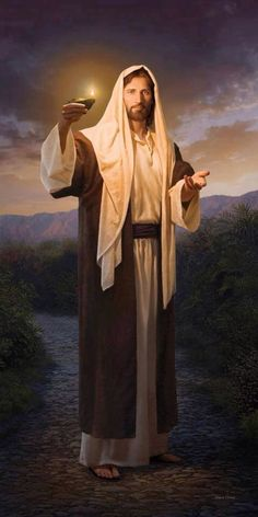 Be inspired with our selection of LDS Jesus Christ Prints including this Lead Kindly Light - Print. Affordable LDS gifts, fast shipping, and customer service! Pictures Of Jesus Christ, Religious Pictures, Religious Art, Jesus Pics, Life Of Jesus Christ, Arte Lds, Lead Kindly Light, Image Jesus, Lds Art
