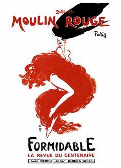 Shall We Dance - Bal Du Moulin Rouge Paris