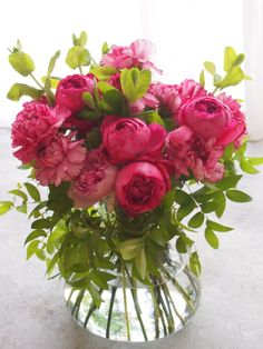 Mother's day Bouquet, Rose, Carnation, Pink,Miyabi Flowers & Decor
