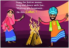 Happy Lohri Thoughts Sayings