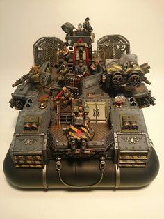 Warhammer 40000,warhammer40000, warhammer40k, warhammer 40k, ваха, сорокотысячник,Wh Песочница,фэндомы,Imperium,Империум,Imperial Guard,Baneblade,Miniatures (Wh 40000),конверсия