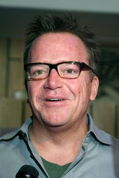 Keith Gradwell has a board called Annoying, this jerk is on it...Tom Arnold. He is from Iowa and I don't claim him or Ashton.....