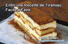 Lastly an Simple to Make Tiramisu Recipe Italian Desserts, Italian Recipes, Eclair, Easy Tiramisu Recipe, Cuisine Diverse, Nutella, Cake Recipes, Meringue, Food And Drink