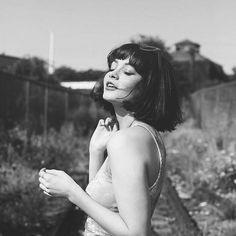 Taylor Lashae for Gypsy Warrior by Denisse Benitez | via Tumblr