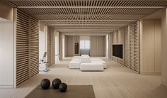 Luxus Pilates Studio Pilates, Best Picture For Pilates Studio storage For Your Taste You are looking for something, and it is going Gym Interior, Studio Interior, Interior Architecture, Home Gym Design, Spa Design, House Design, Yoga Room Design, Yoga Studio Design, Cgi
