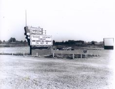 Old Drive In Movies off Memorial Blvd Springfield TN