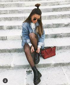 Women Shoes Autumn Winter Fur Fashion Round Toe Lace-up Leat… – Women's Style Fur Fashion, Look Fashion, Autumn Fashion, Fashion Outfits, Womens Fashion, Fashion Trends, Fashion Ideas, Fashion Clothes, Fashion 2020