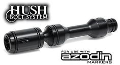 Bolts 47236: Techt Hush Bolt System For Azodin Kp And Kp+ Paintball Gun Upgrade - Ships From Us -> BUY IT NOW ONLY: $31.49 on eBay!